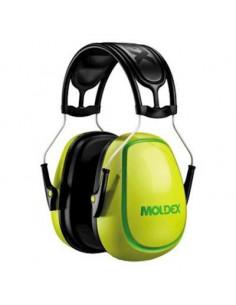 Moldex M4 611001 gehoorkap met hoofdband geel