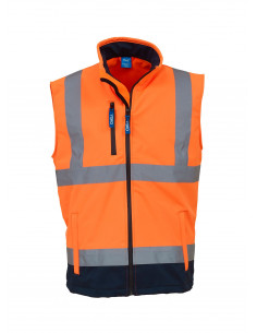 RWS bodywarmer, water- en winddicht