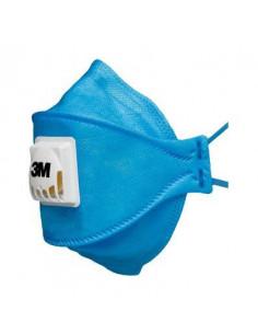 3M™ FFP2 D stofmasker 9422 met ventiel Aura™ + Food, 10/VE