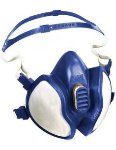 3M Halfgelaatsmasker 4277, voor eenmalig gebruik FFABE1P3 RD, 300g