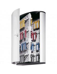 DURABLE Key Box 72, metalic-zilver, aluminium, 280 x 302x118 mm, 3, 2kg