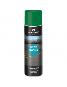 Soppec Tracing® Markeerverf, groen, 500 ml