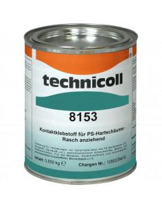 Technicoll® Speciale lijm voor Type B Kantprofielen, 650g/pot