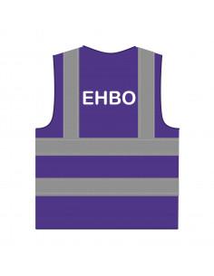 Veiligheidshesje 'EHBO' RWS paars