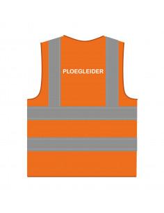 Veiligheidshesje 'Ploegleider' RWS oranje