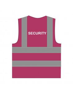 Veiligheidshesje 'Security' RWS lichtpaars