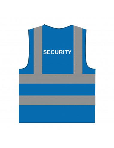 Veiligheidshesje 'Security' RWS koningsblauw