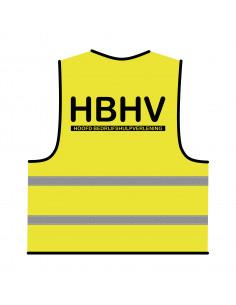 BHV hesje geel 'HBHV'