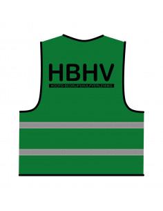 BHV hesje groen 'HBHV'