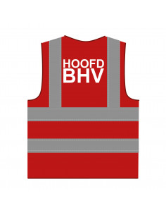 BHV hesje RWS rood 'Hoofd BHV'