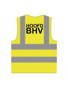 BHV hesje RWS geel 'Hoofd BHV'