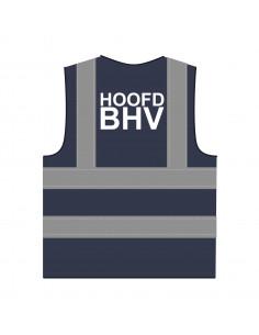 BHV hesje RWS marineblauw'Hoofd BHV'