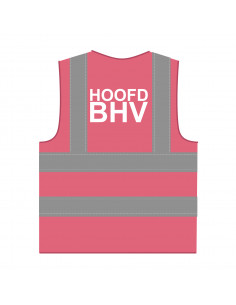BHV hesje RWS roze 'Hoofd BHV'