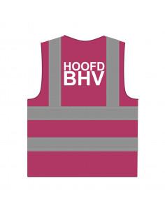 BHV hesje RWS lichtpaars 'Hoofd BHV'