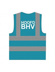 BHV hesje RWS lichtblauw 'Hoofd BHV'