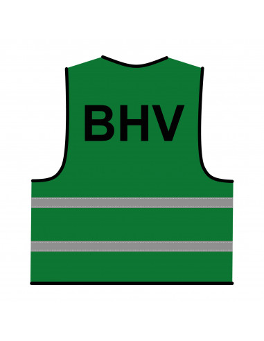 BHV hesje groen 'BHV'