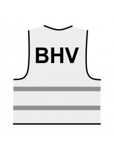 BHV hesje wit 'BHV'