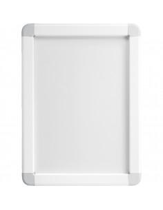 MAXIMUS wissellijst met klapbaar profiel, aluminium, profiel 35 mm, DIN A4