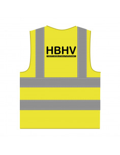 RWS hesje 'HBHV' geel