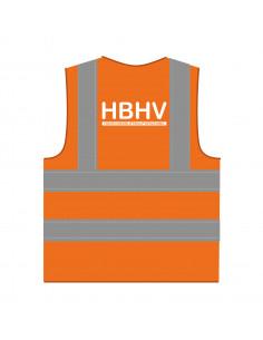 RWS hesje 'HBHV' oranje