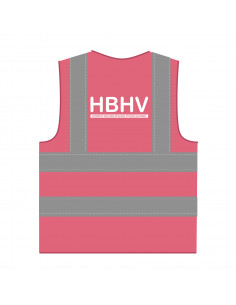 RWS hesje 'HBHV' roze