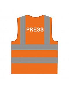 RWS hesje 'Press' oranje