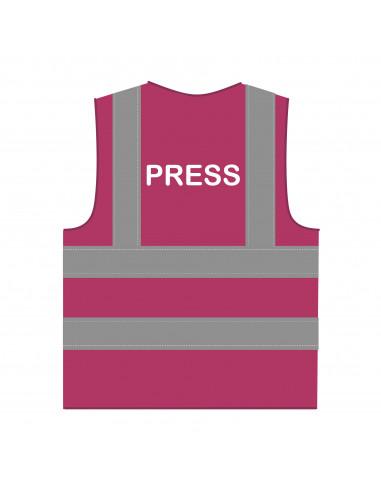 RWS hesje 'Press' lichtpaars