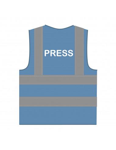 RWS hesje 'Press' hemelsblauw