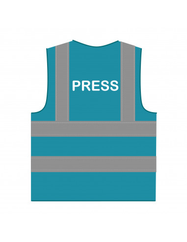 RWS hesje 'Press' lichtblauw