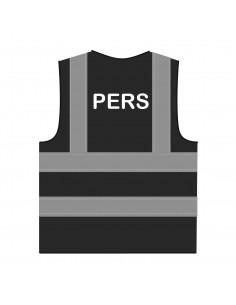 RWS hesje 'Pers' zwart