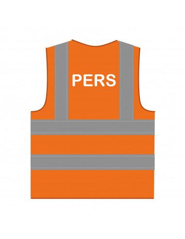 RWS hesje 'Pers' oranje