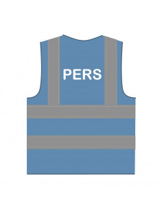 RWS hesje 'Pers' hemelsblauw
