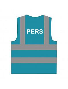 RWS hesje 'Pers' lichtblauw