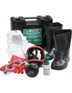 PBM-koffer type C met beschermende uitrusting volgens GGVS en ADR