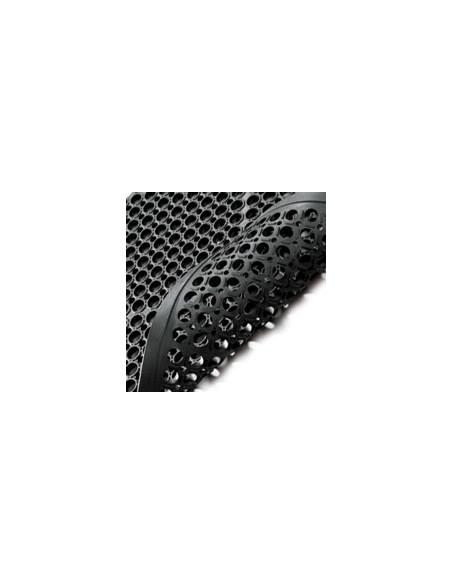 Werkmat High Duty,antislip,ca. 14 mm stark,zwart,900 x 1500 mm