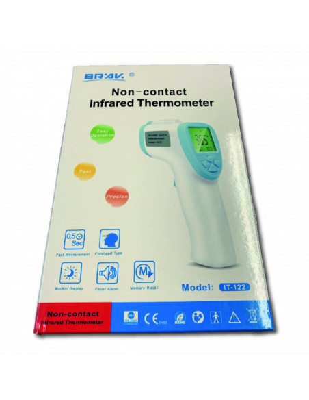 Contactloze infrarood thermometer