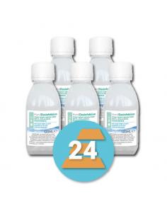 24-pack handdesinfectiemiddel met Aloë Vera, 120 ml