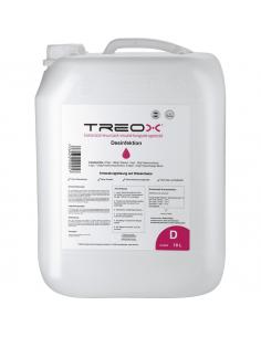Desinfectiemiddel Treox D, 10 liter