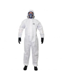 M-Safe 8100 FR-AST disposable overall, maat M