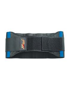 San Belt® ondersteuningsriem voor de rug, zwart