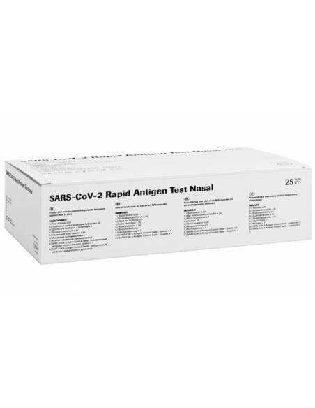 Roche SARS-Cov-2 antilichaam-sneltest, 25 stuks gesloten doos