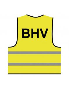 BHV hesje geel