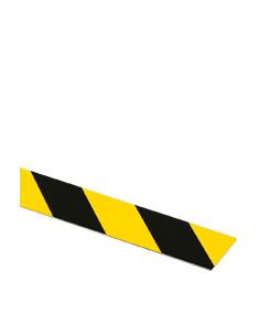 Vlakprofiel reflecterend waarschuwingsmarkering