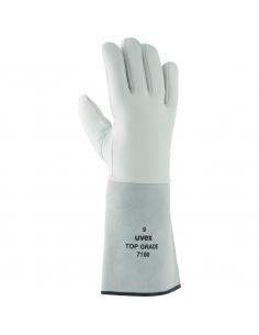 Uvex Top Grade 7100 nappalederen handschoen