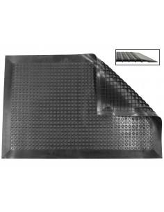 Ergomat Nitril Smooth Conductive, 50 X 80, Zwart