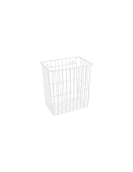 TORK Afvalkorf, staand model, metaal, gelakt, 330 x 720 x 250 mm