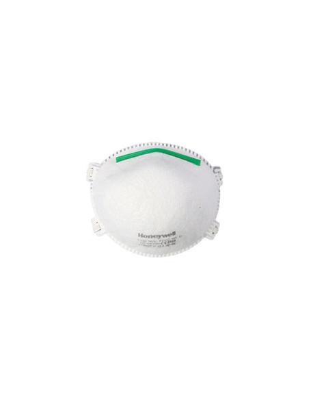 Honeywell filterende fijnstofmaskers (halfgelaatsmaskers) 5210 FFP2D, EN 149:2001, 20/VE