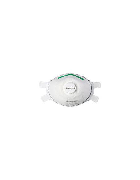 Honeywell filterende fijnstofmaskers (halfgelaatsmaskers) 5221 FFP2D, EN 149, met ventiel, 5/VE