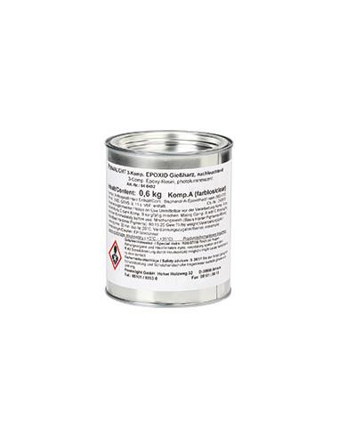 PERMALIGHT power giethars-Vloermarkering, 3-componenten-kunsthars, 1kg