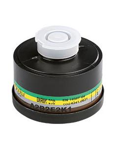 EKASTU ademhalingsbeschermingfilter A2B2E2K1, EN 141, schroefaansluiting volgens EN 148/1
